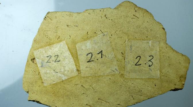Un protocole de marquage pour les objets archéologiques. Une recherche technico-scientifique dans le domaine de la conservation-restauration