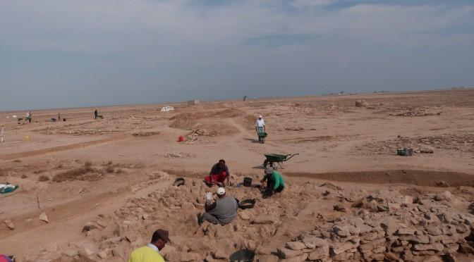 Yallah Faïlaka ! Mission archéologique franco-koweïtienne – 2015